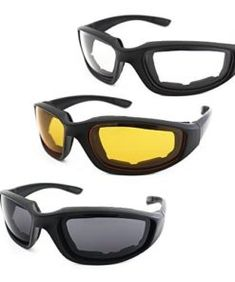 Lergo Driving Motorcycle Glasses Protective Sun Glasses Windproof Riding Motor Goggles Cycling Outdoor Universal