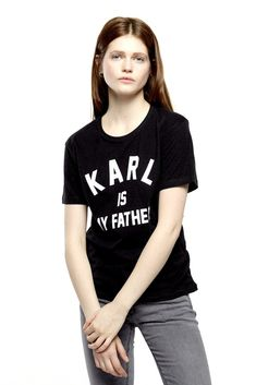 Karl Is My Father Top   Last One!