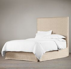 All Fabric Beds | RH