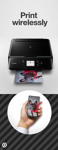 It's never been easier to print from your mobile devices. With Canon's PIXMA All-in-One printers, you can print, copy and scan pictures, documents and more with ease. They're equipped with features like unique ink system, auto power on/off and even multi-device wireless capabilities, so the whole family can print what they want, when they want it.