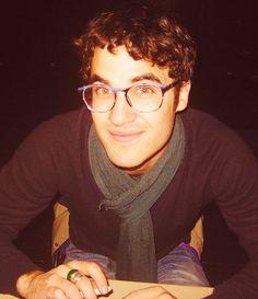 Aww Darren Criss <3