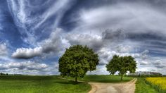 Hdr Landscape wallpaper