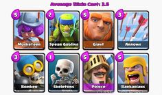 best clash royale arena 1 deck reasons that this arena http://ift.tt/1STR6PC