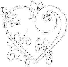 The Latest Trend in Embroidery – Embroidery on Paper - Embroidery Patterns Embroidery Cards, Hand Embroidery Designs, Embroidery Patterns, String Art Templates, String Art Patterns, Quilting Stencils, Quilting Designs, Punched Tin Patterns, String Art Diy