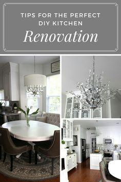 Nikki's gorgeous kitchen renovation