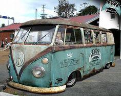 Volkswagen Bus, Volkswagen Transporter, Vw T1, Vw Caravan, Bus Camper, Campers, Combi Ww, Combi Split, Van Vw