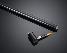 Antique Walking Sticks, System Canes, Smoker's Walking Stick ~ M.S. Rau Antiques