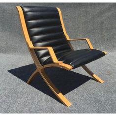 "Image of Danish Mid-Century Modern Peter Hvidt ""AX"" Chair"