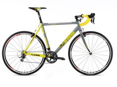 CYCLOCROSS FRAME SET BY CINELLI