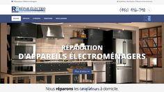 RÉPAR-ÉLECTRO offre un service rapide de réparation d'électroménagers à domicile dans les régions de St-Jérôme