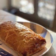 Koulibiac de saumon, beurre blanc