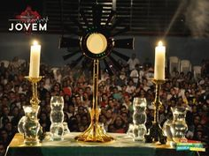 El primer Congreso Joven de oración y meditación de la Fe ocurrió en Brasilia entre los últimos días 17 y 18 de octubre