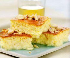 Yoghurt Cake Recipe - http://www.allbakingrecipes.com/recipes/yoghurt-cake-recipe/