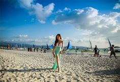 Dressed Up in Boracay
