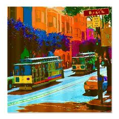 Sold again: #SanFrancisco004 #Shower Curtain #JAMFoto #Cafepress.com