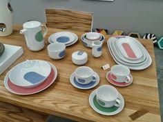 Tableware New Atelier by Ćmielów Design Studio