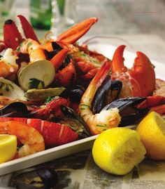 The Great Lobster Bake