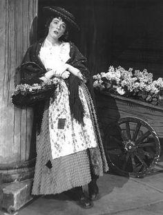 """My Fair Lady"" Broadway Production, 1967 Julie Andrews **I.V."