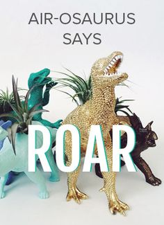 You need this dinosaur for your home decor.