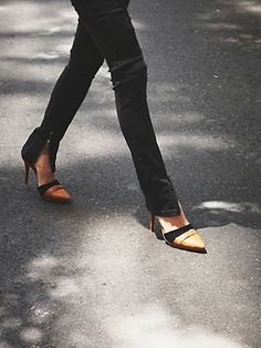 Free People Fortune Heel