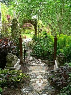 Garden Gate ~ Style Estate