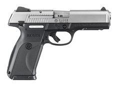 Ruger® SR45™ * Centerfire Pistol Model 3801