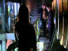 When I first saw this scene i was like...is this allowed on TV?????  But then I felt the embarrassment of the characters (Jack & Ianto) at being caught & then wondered if Gwen secretly wanted to watch!!!!