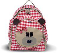 Mochila Bichos Urso Vermelho :: Lili Bag