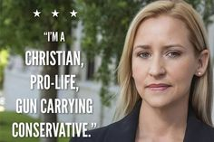 An Arkansas county clerk's office has found a case of voter fraud and cancelled the registration...Leslie Rutledge registered to vote and running for office in Arkansas while also registered to vote in DC and possibly Virginia. So now she's only running in a state where she is not eligible to vote. Classy!