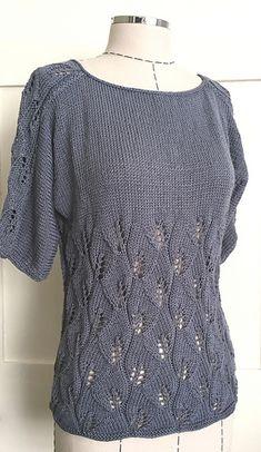 Ravelry: Shades of Grey Summer Top pattern by JoliSylvie_Knitting&Crochet Sylvia