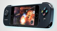 PowerShell – iPhone Game Controller by Logitech, $99.99 #gadgets