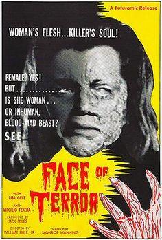 Ghost Of Frankenstein Movie Poster Insert Replica