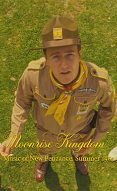Moonrise Kingdom ... loved this quirky movie