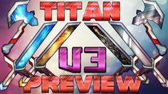 Titan V3 Animated Texture Pack - Minecraft 1.7 1.8