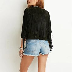 Autum Tassel Jacket
