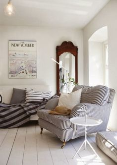 Modern Country Style: The Howard Sofa: A Modern Country Classic