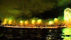 Fuochi d'artificio Funchal (Madeira) Capodanno 2016
