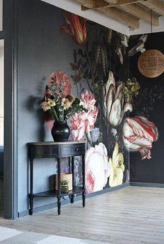wallpaper wallpaper living room modern living room wallpaper i Wallpapers Flowers, Vintage Floral Wallpapers, Tapete Floral, Home Wallpaper, Modern Wallpaper, Bedroom Wallpaper, Wallpaper Ideas, Salon Wallpaper, Interior Living Room Wallpaper