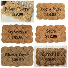 Compare prices and save!!  DecorLookAlikes.com - Finding brand name looks at a price you can like!!