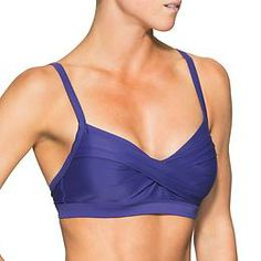 Athleta Twister Bikini in Amalfi Blue