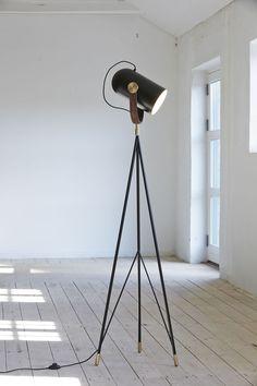 Carronade vloerlampen LED