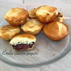 Mandise au nutella ( comme au mac do) | Emilie cuisine et papote !