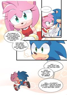 Sonic And Amy, Shadow The Hedgehog, Sonic The Hedgehog, Rp Games, Sonamy Comic, Sonic Funny, Dangerous Love, Sonic Franchise, Childhood Games