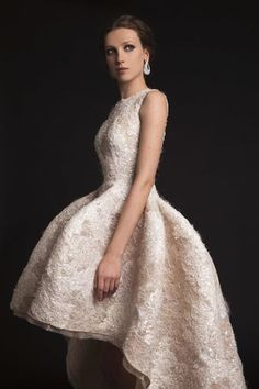 Magnolia Event Design- Short Wedding Dress