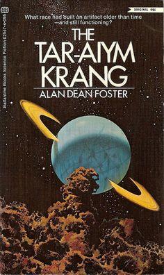 The Tar-Aiym Krang, Alan Dean Foster, art by Dean Ellis 1972