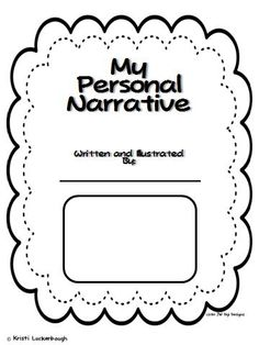 Personal Narrative Essay Copy