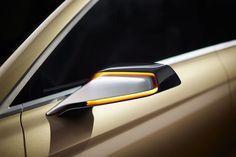 Lincoln MKX Concept - Side Mirror
