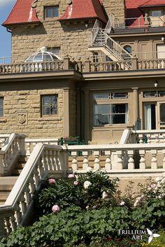 Lougheed House :: Terraced Gardens by Trillium Art, via Flickr