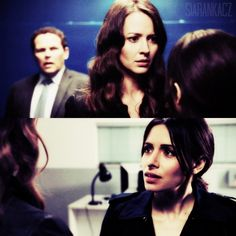 """""""You're saying maybe someday?""""  A playlist about Root and Shaw from 8tracks.   (Click picture to get there)"""