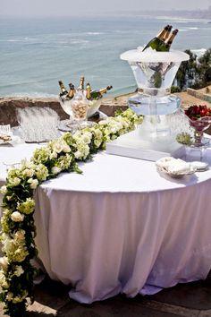 Matrimonio en un risco!